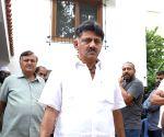 Shivakumar's custody extended till Oct 25