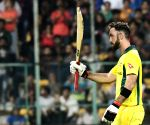 Maxwell's ton helps Australia beat India by 7 wickets