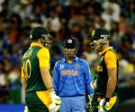 Melbourne (Australia):   ICC World Cup 2015 - India vs South Africa
