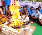 ((180315) Bengaluru: Yagna to pray for victory of Indian cricket team
