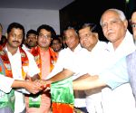 JDS leader joins BJP