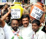 JDS demonstration against hike in water tariff