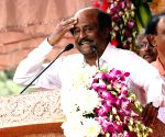 Rajnikanth donates Rs 50 lakh to CM's Public Relief Fund