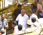 Karnataka secretariat turns into fortress for floor test