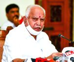 Yediyurappa directs tough action against 150 absentee employees