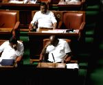 Karnataka Assembly adjourned till Monday without floor test