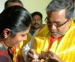 Karnataka CM launches National Pulse Polio Immunization programme