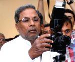 Karnataka CM inaugurates 'Frozen Memories' - photo exhibition