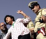 Another B'luru girl held for 'Free Kashmir' placard