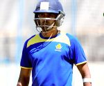 Ranji Trophy 2015 - Practice session - Karnataka