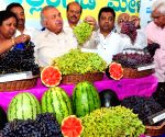 'Grapes and Watermelon' mela