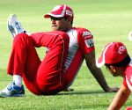 Kings XI Punjab - practice session