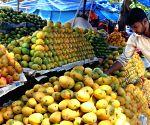 Mangoes in Bengaluru markets
