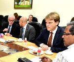 Canadian Minister calls on Karnataka CM