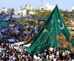 Eid Milad-un-Nabi - procession