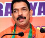 BJP K'taka chief rules out leadership change before crucial meet