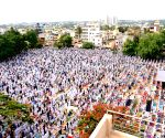 Eid celebrated in Karnataka with piety