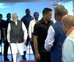 Modi at ISRO nework centre to witness moon landing