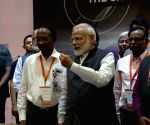 Be courageous, you have made India proud: PM tells ISRO