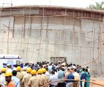 3 workers killed in Bengaluru sewage water tank collapse