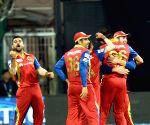 IPL - 2015- Royal Challengers Bangalore vs Mumbai Indians