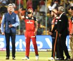 Bangalore opt to bowl against Hyderabad