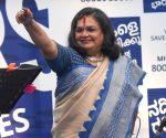 I represent a true 'Bharatiya': Usha Uthup