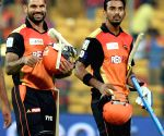 : (140415) Bengaluru: IPL - 2015- Royal Challengers Bangalore vs Sunrisers Hyderabad