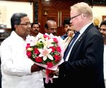 Swedish Defence Minister calls on the Siddaramaiah
