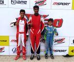 Chennai's Nirmal, Bengaluru's Ruhaan win National Karting Championship