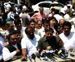 Karnataka legislators demand CBI probe Karnataka IAS officer's death case