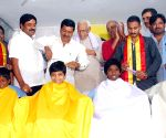 Rajinikanth's 65th birthday celebrations