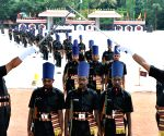 Madras Sappers passing out parade