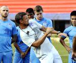 Practice session - Bengaluru FC