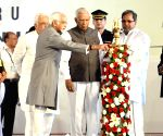 Vice-President during Golden Jubilee celebrations of an Engineering College