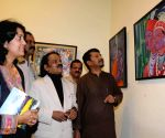 Laconism Painting Exhibition