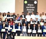 Wipro earthian awards recognize sustainability learning