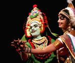 Yakshagana performance