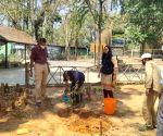 Free :  Bengaluru zoo celebrates World Wildlife Day by planting.