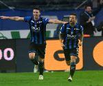 ITALY BERGAMO SOCCER SERIE A ATLANTA VS INTER