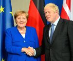 Exit accord possible say Merkel, Johnson on Brexit