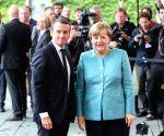 GERMANY BERLIN G20 PREPARATION MEETING