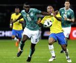 GERMANY-BERLIN-FRIENDLY SOCCER MATCH-GERMANY VS BRAZIL