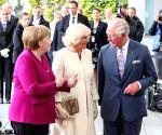 GERMANY BERLIN BRITAIN CHARLES VISIT
