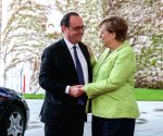 GERMANY BERLIN FRANCE PRESIDENT VISIT