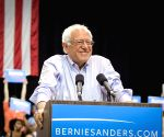 Sanders returns to campaign trail with massive NYC rally