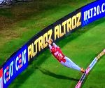Sachin on Pooran's field