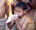 NEPAL-BHAKTAPUR-MADHAV NARAYAN FESTIVAL
