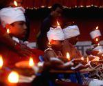 NEPAL BHAKTAPUR DASHAIN FESTIVAL