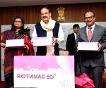 Bharat Biotech's Rotavac